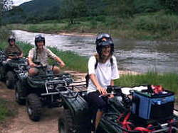 Quad Bikes Marloth Park Activities